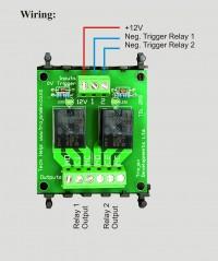 TDL 2RB Wiring