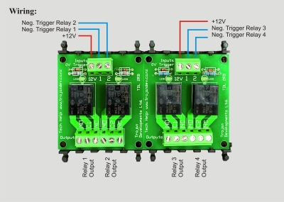 TDL 42RB Wiring Diagram