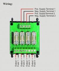 TDL 4FB 4-way fuse board wiring (3)