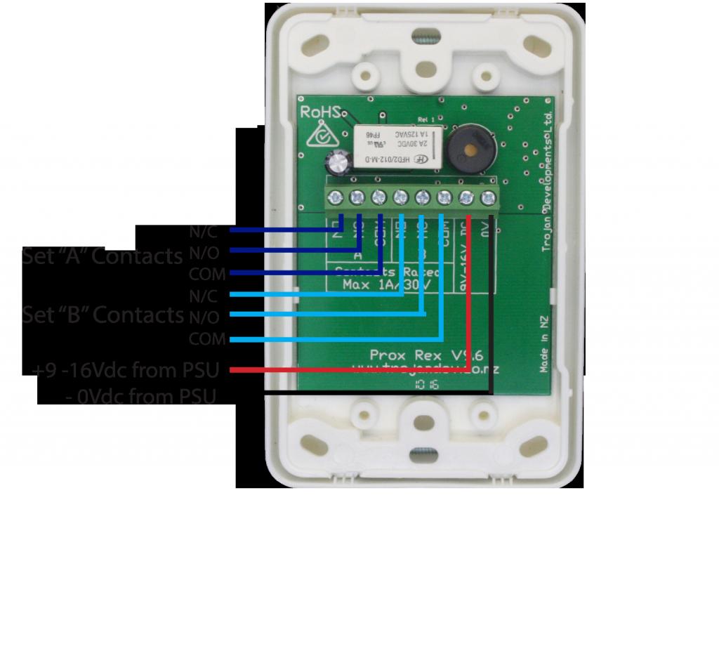 Prox Rex Wiring Diagram